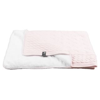 Baby's Only Baby Crib Blanket Teddy Classic Pink -Torkkupeitto