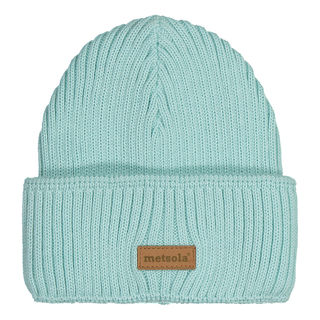 METSOLA AW18 Knitted Beanie Rib Folded Canala