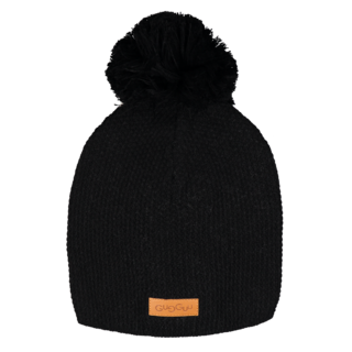 Gugguu SS18 Single Tuft Beanie Black