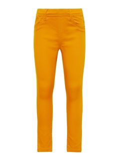 Name It Nmfthea Twiatinna Legging Golden Orange