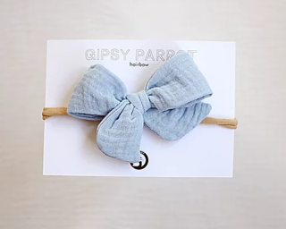 Gipsy parrot Muslin Collection Light Blue