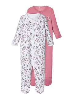 Name It Nbfnightsuit 2P Heather Rose Noos Heather Rose