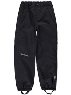 Name It Nitcloudy K Shell Pant Uni Black Black