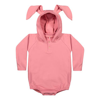 Metsola AW20 Bunny Romper Strawberry Ice