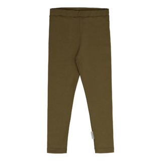 Gugguu Leggings, Olive Green