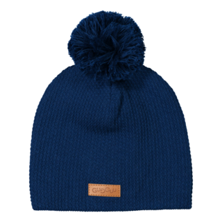 Gugguu SS18 Single Tuft Beanie Deep Blue