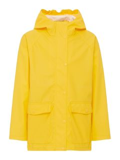 Name It Nknmil Rain Jacket Camp Dandelion