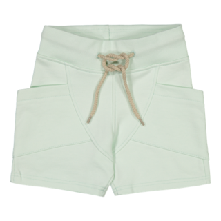 Gugguu SS19 College Shorts Aqua Mint