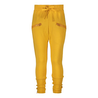 Metsola AW19 Zipper Pants College Sweet Honey