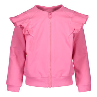 Metsola SS18 Girls Frilla Bomber Paradise Pink