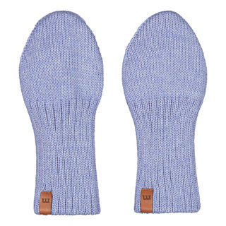 Metsola AW19 Baby Mittens Cool Blue
