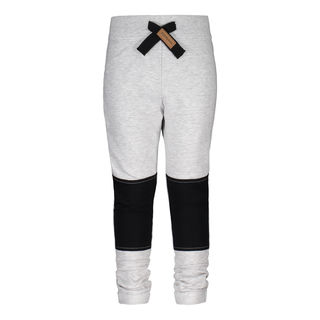 Metsola SS19 College Pants Block Silver Mist/Black