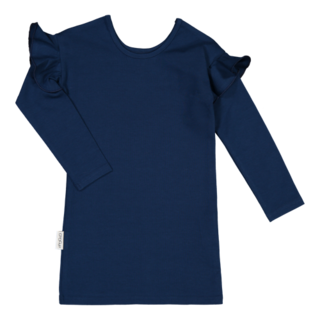 Gugguu AW18 Frilla Tunic Night Blue