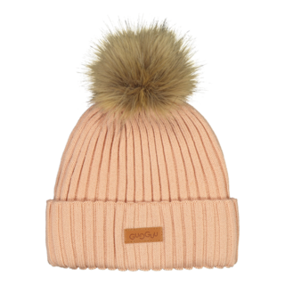 Gugguu AW19 Furry Beanie Soft Cloud