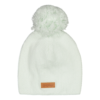 Gugguu SS19 Single Tuft Beanie Aqua Mint