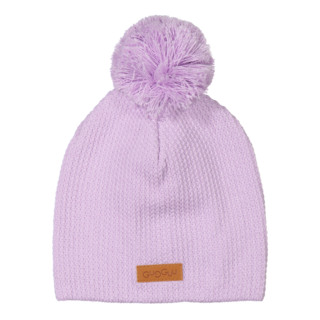 Gugguu SS18 Single Tuft Beanie Light Lila