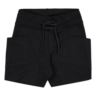 Gugguu SS19 College Shorts Black