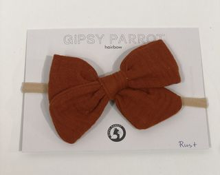 Gipsy Parrot Muslin Collection Rust
