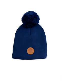 Mini Rodini AW18 Penguin Hat Navy