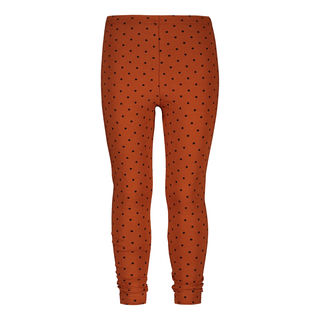 Metsola AW19 Dots Leggins Roasted Becan