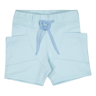Gugguu SS20 College Shorts Blue Bell