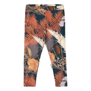 Gugguu AW19 Print Leggings Fall Pampas