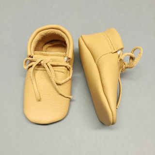 FMAM Back To Basic Moccasins Light Brown