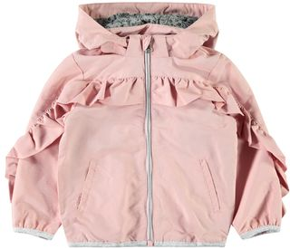 Name It NMFMEDINA BOMBER JACKET Silver Pink