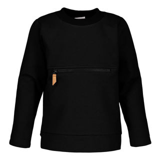 Metsola AW19 Zipper Shirt Black