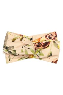 Kaiko SS20 Knot Headband Rose Yard