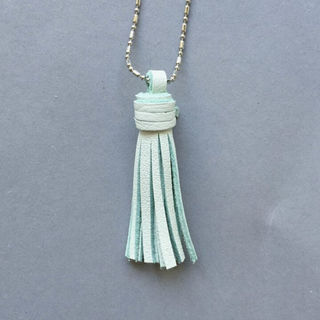 FMAM Necklace Mint