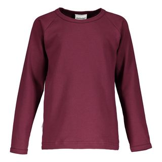 Metsola AW17 Placement T-Shirt LS Windsor Wine
