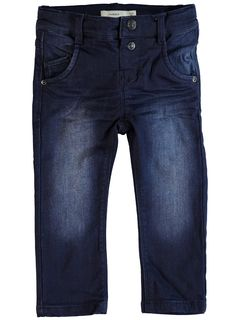 Name It Nitbandy farkut- Dark Blue Denim