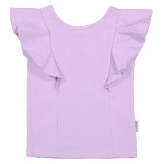 Gugguu SS18 Rizi Girls Top Light Lila - Toppi