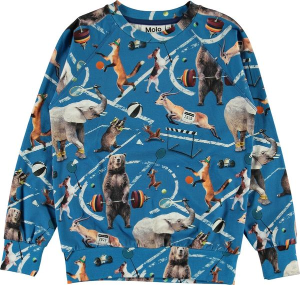 Molo Kids SS20 Romeo Athletic Animals