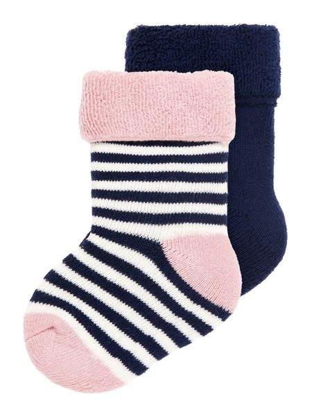 Name It Nbfbuster 2P Terry Frotte Sock Dark Sapphire
