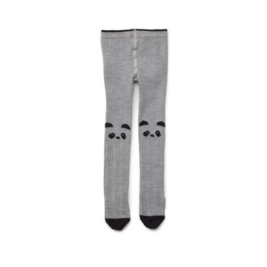 Liewood Silje Stockings Panda Grey Melange