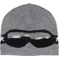 Molo Kenzie Knit Hat Grey Melange