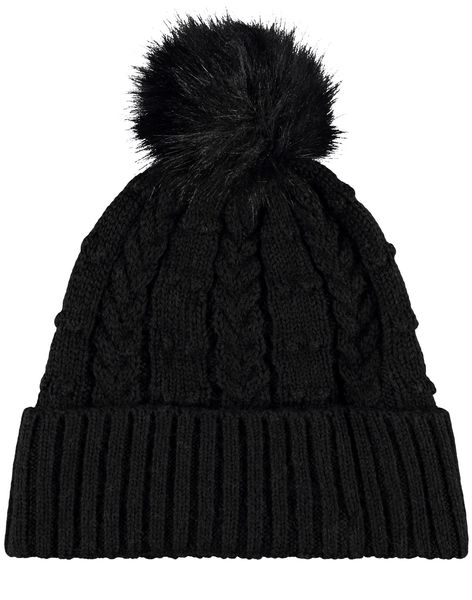Name It Nkfwrillas Wool Hat Xix Black