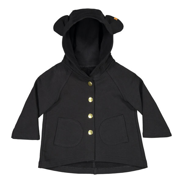 Metsola Bear Collegetakki, Black