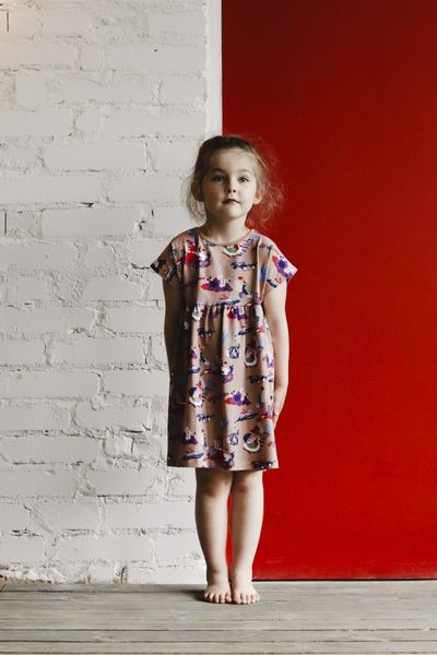 Aarre Kids Mia Dress Daydreamer