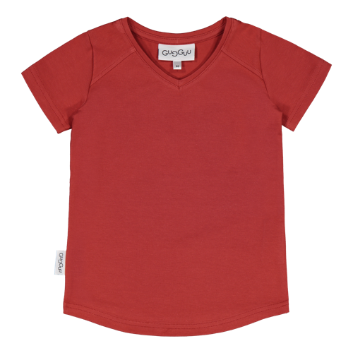 Gugguu SS20 Wision T-Shirt Spicy Red