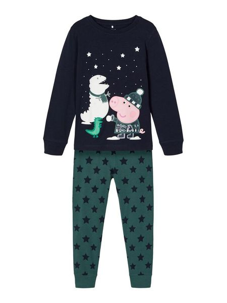 Name It Pipsa Possu Pyjama, Dark Sapphire