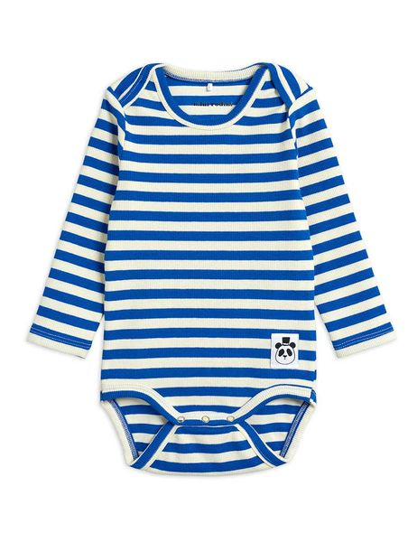 Mini Rodini Rib Body, Blue