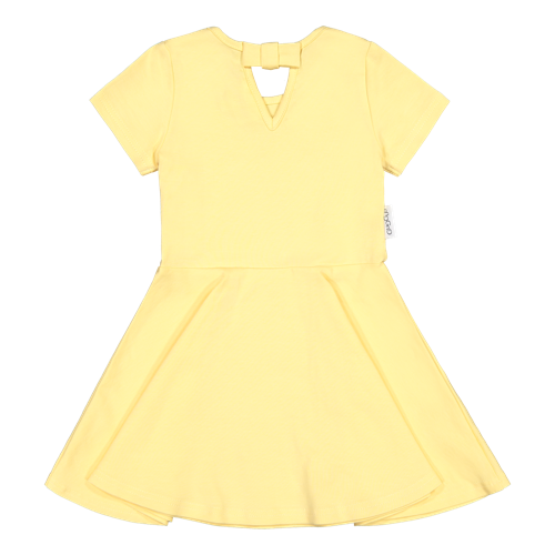 Gugguu SS20 Wow T-Shirt Dress Banana