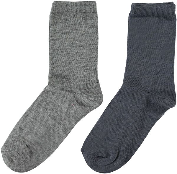 Name It Nkmwak Wool 2 Pack Sock Xix Ombre Blue