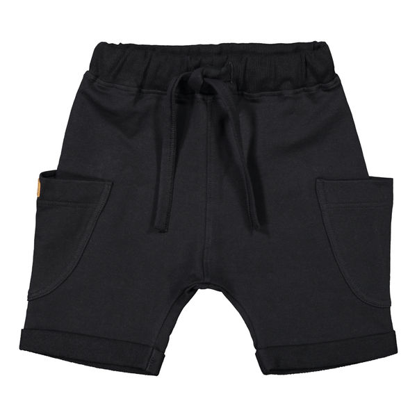 Metsola SS20 Pocket Shorts Black