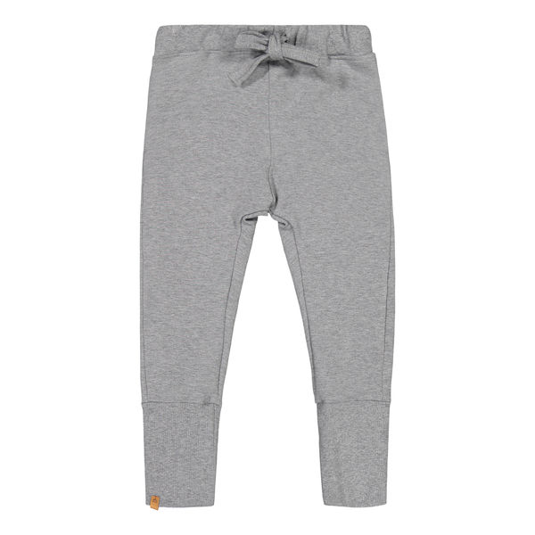 Metsola Basic Collegehousut, Grey Melange