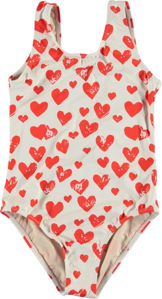 Molo Kids AW19 Nika All Is Love Swimsuit