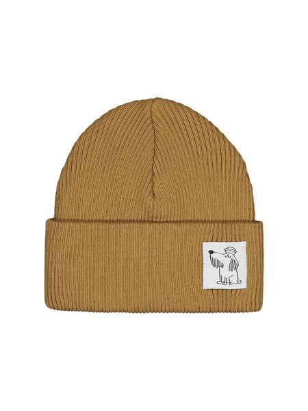 Mainio Fisher Beanie Puuvillapipo, Brown Sugar